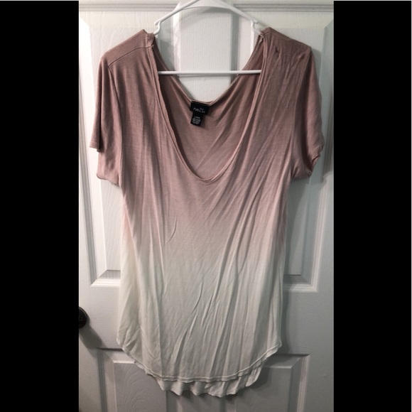 Rue21 Tops - GUC shirt ombré color
